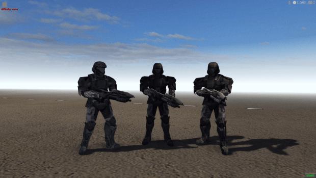 دانلود مد Halo of War برای بازی Men of War: Assault Squad 2
