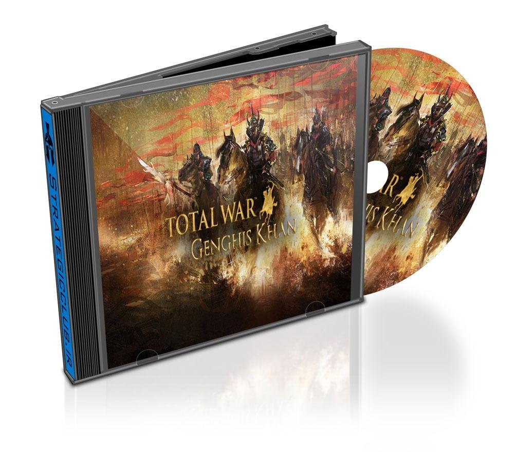 دانلود مد Genghis Khan برای بازی Rome: Total War