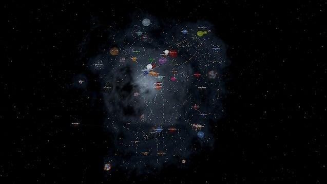دانلود مد Star Wars: A Galaxy Divided برای بازی Stellaris