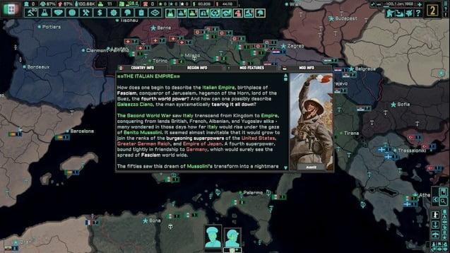 دانلود مد The New Order: Last Days of Europe برای بازی Hearts Of Iron IV