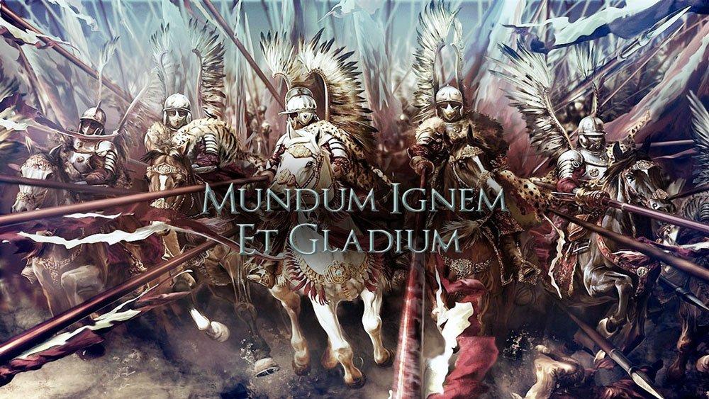 دانلود مد Mundum Ignem Et Gladium برای بازی Mount & Blade: Warband