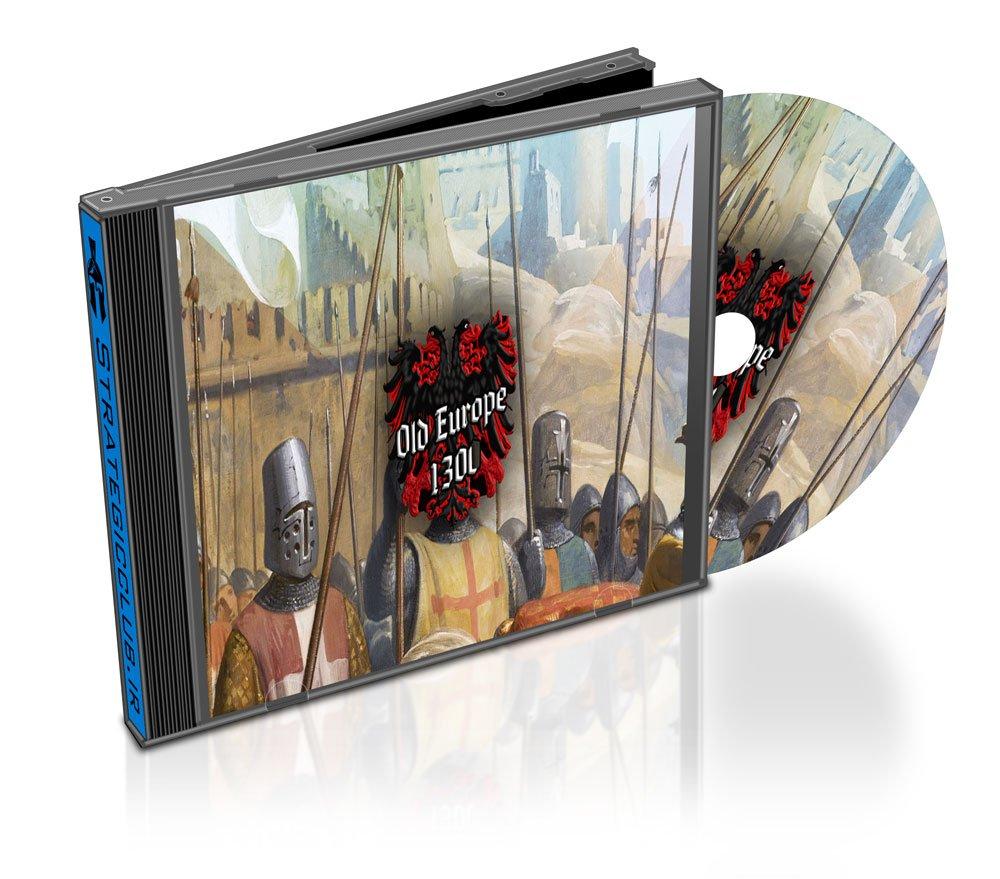 دانلود مد Old Europe 1300 برای بازی Hearts Of Iron IV