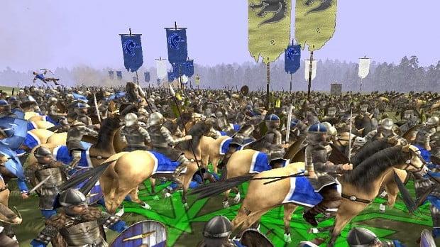 دانلود مد Throne of Pendragon برای بازی Rome: Total War