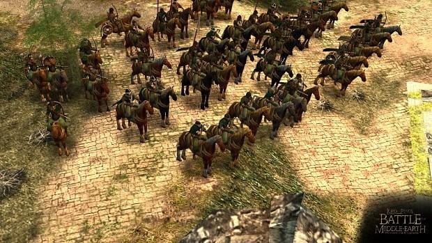دانلود مد Return of Shadow برای بازی Battle for Middle-earth I