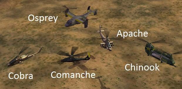 دانلود مد Return برای بازی Command & Conquer: Zero Hour