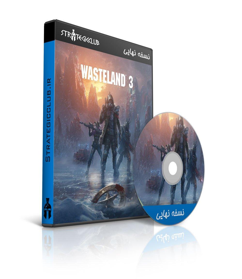 دانلود بازی Wasteland 3