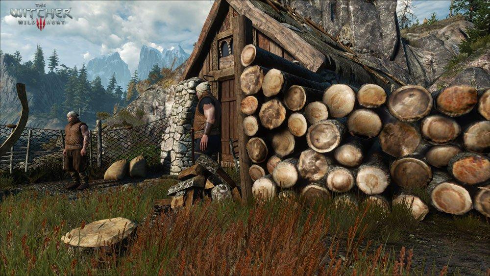 دانلود مد HD Reworked Project برای بازی The Witcher 3: Wild Hunt