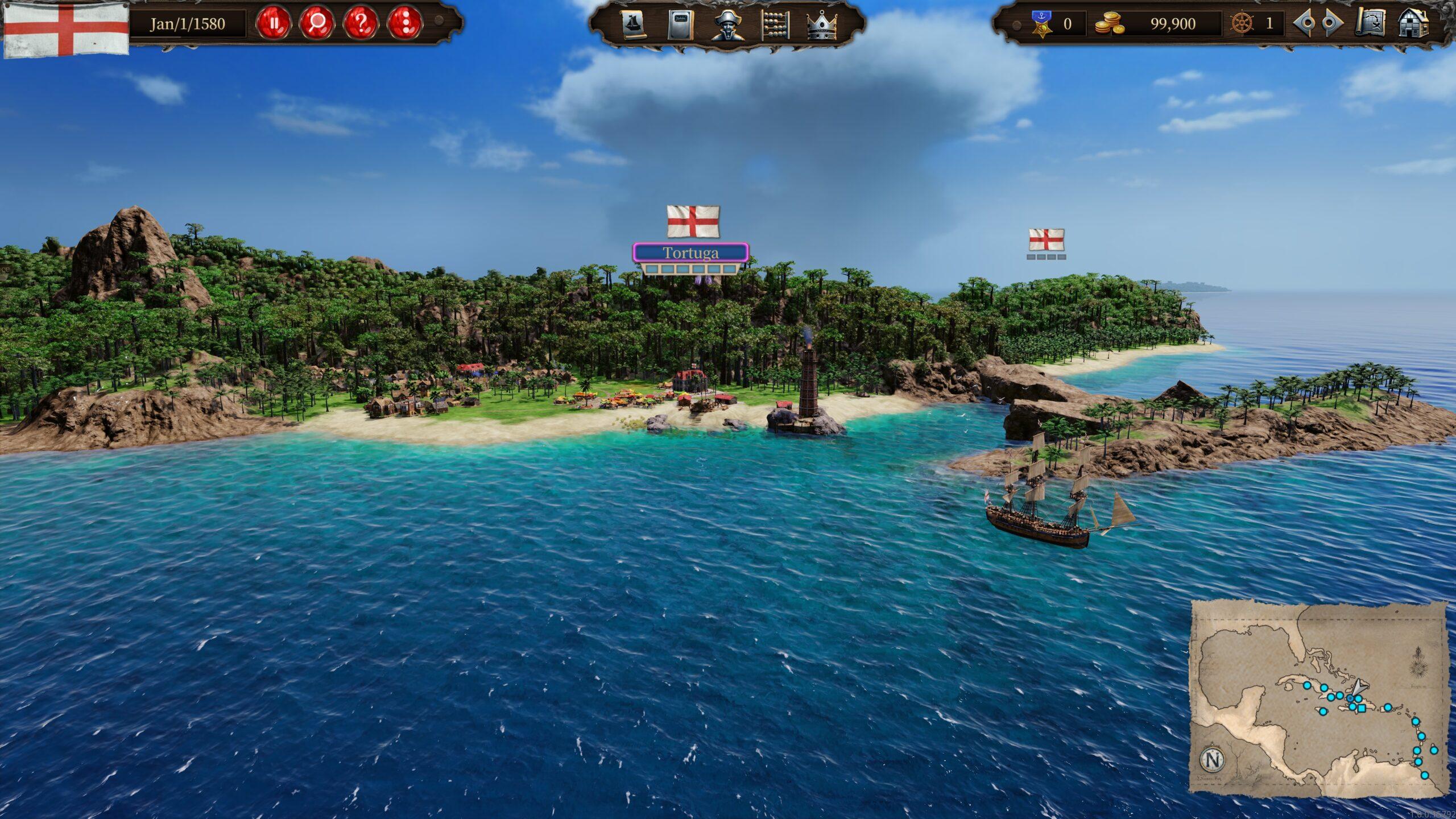 نقد و بررسی Port Royale 4