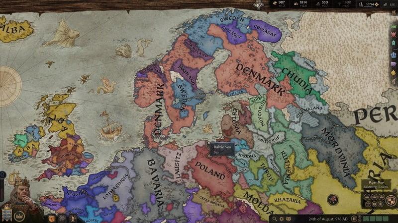 نقد و بررسی Crusader Kings III