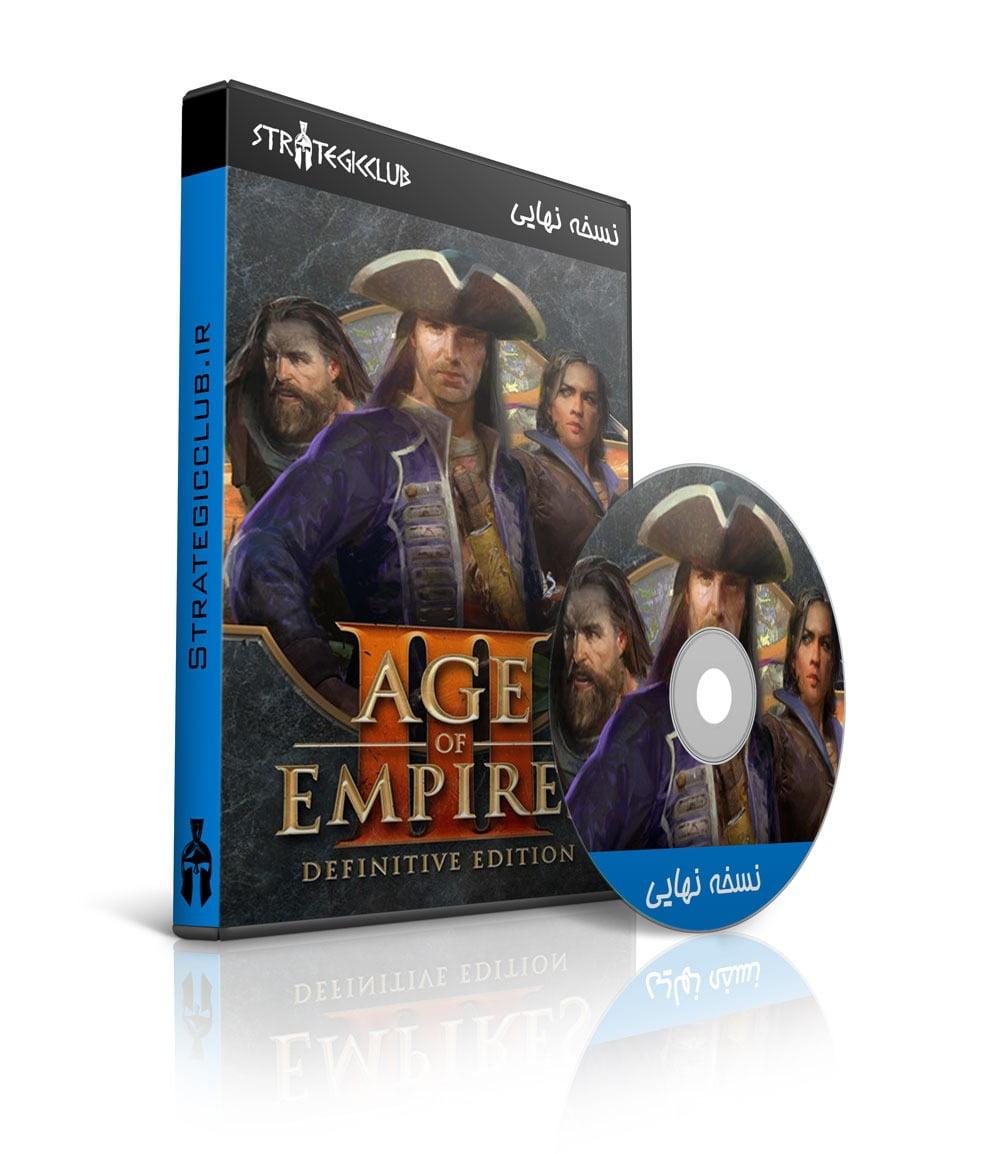 دانلود بازی Age of Empires III: Definitive Edition