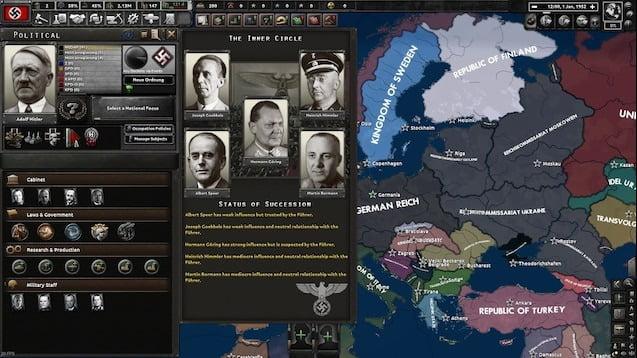 دانلود مد Thousand Week Reich برای بازی Hearts Of Iron IV