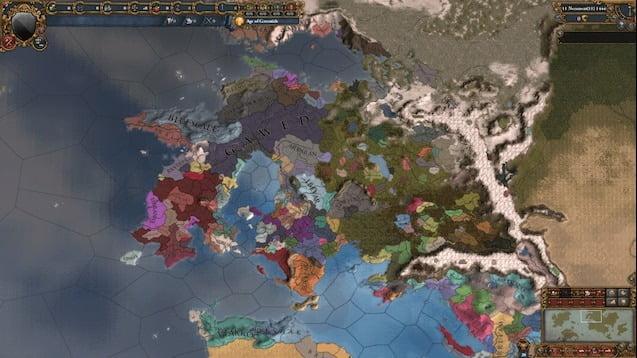دانلود مد Anbennar برای بازی Europa Universalis IV