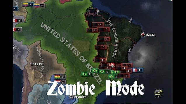دانلود مد Rise of Nations:1900–2060 برای بازی Hearts Of Iron IV