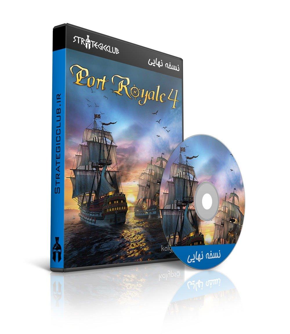 دانلود بازی Port Royale 4 - Buccaneers