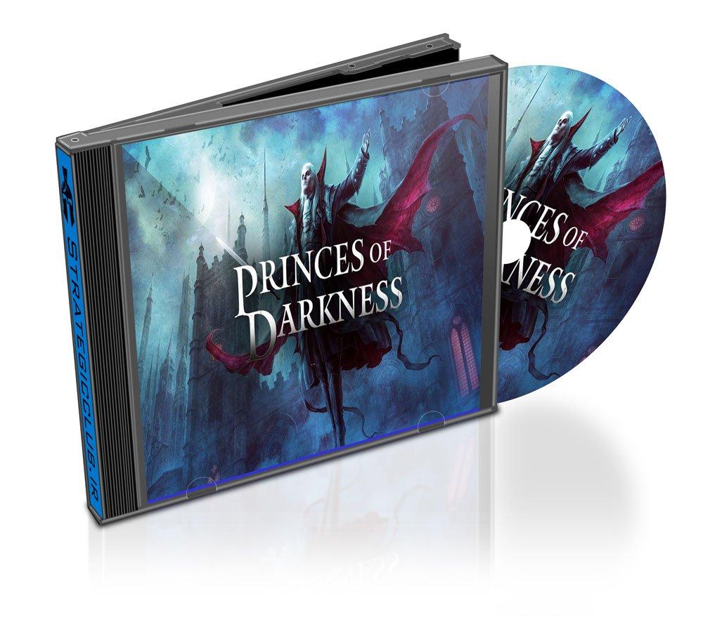 دانلود مد Princes of Darkness برای بازی Crusader Kings III