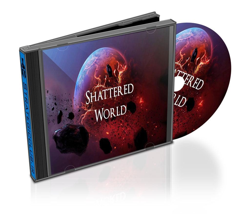 دانلود مد Shattered World برای بازی Crusader Kings III