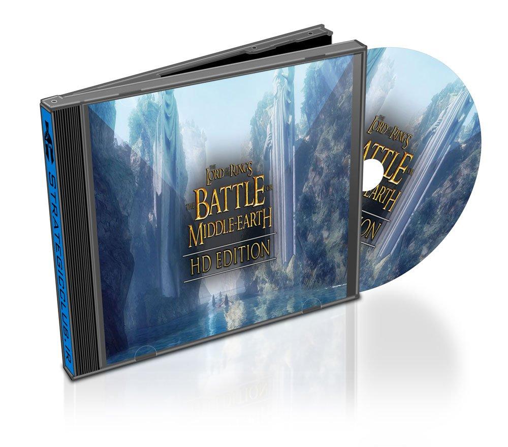 دانلود مد HD Edition برای بازی Battle for Middle-earth I