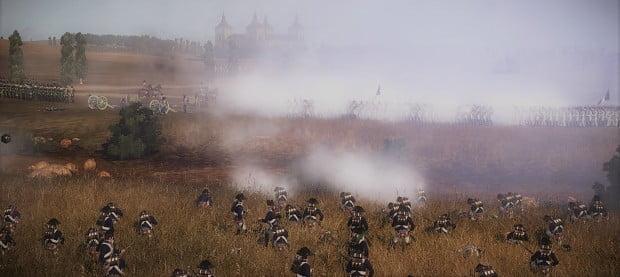 دانلود مد Napoleon's Eagles برای بازی Napoleon: Total War