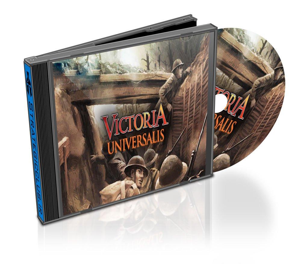 دانلود مد Victoria Universalis برای بازی Victoria II