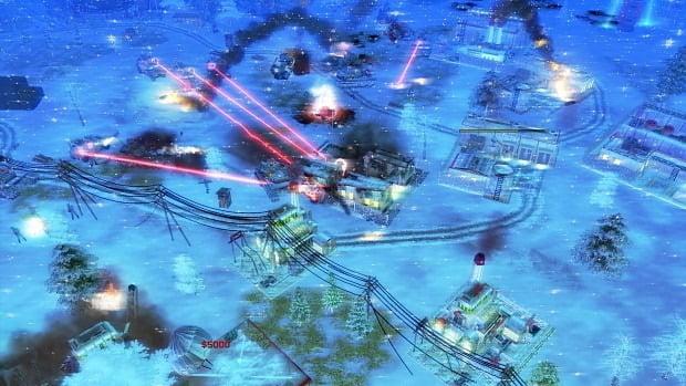 دانلود مد Generals Universe برای بازی C&C3: Tiberium Wars