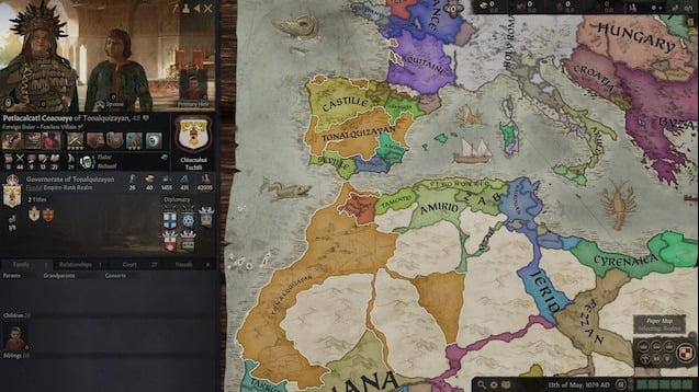 دانلود مد Sunset Invasion برای بازی Crusader Kings III