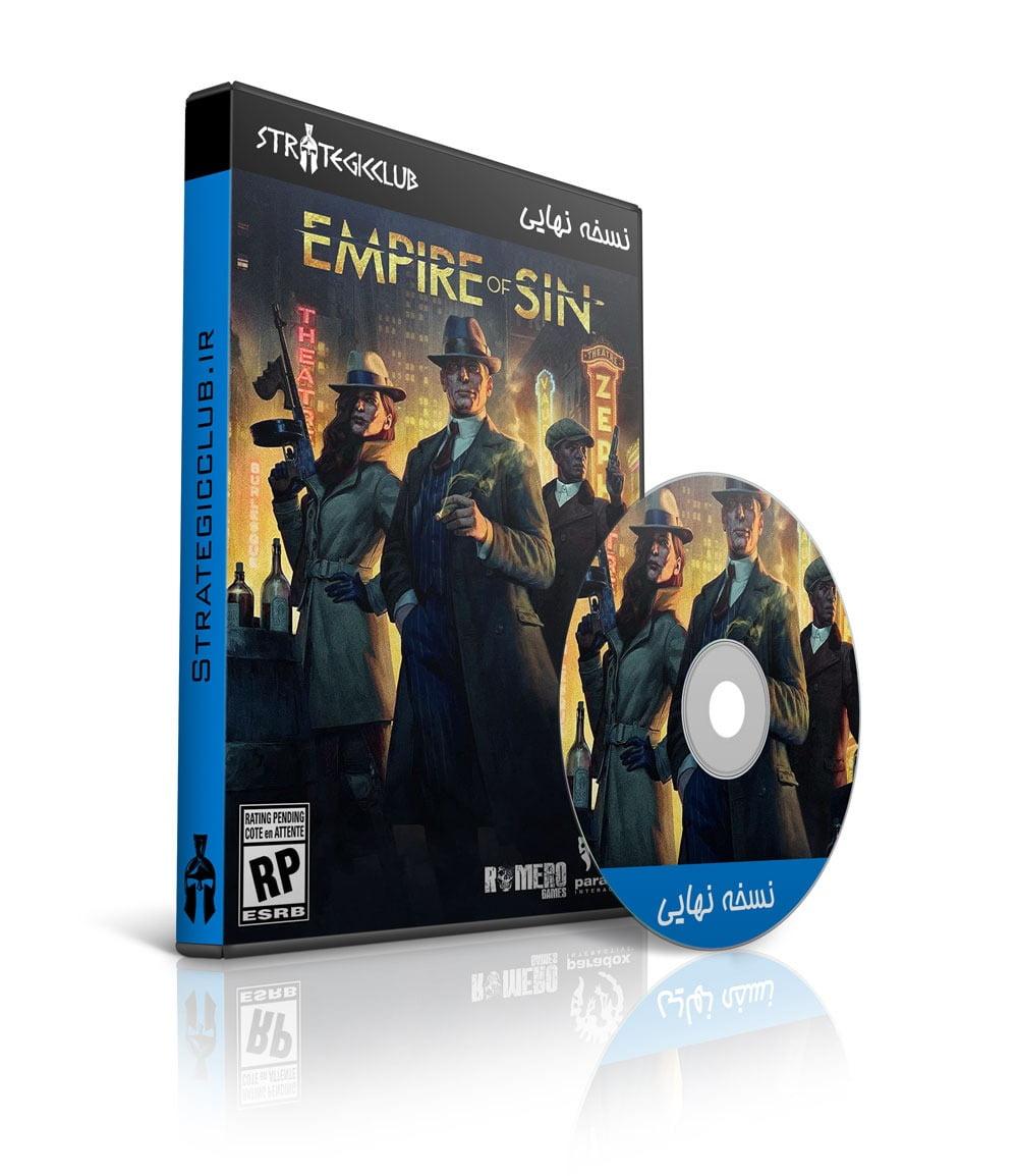 دانلود بازی Empire of Sin