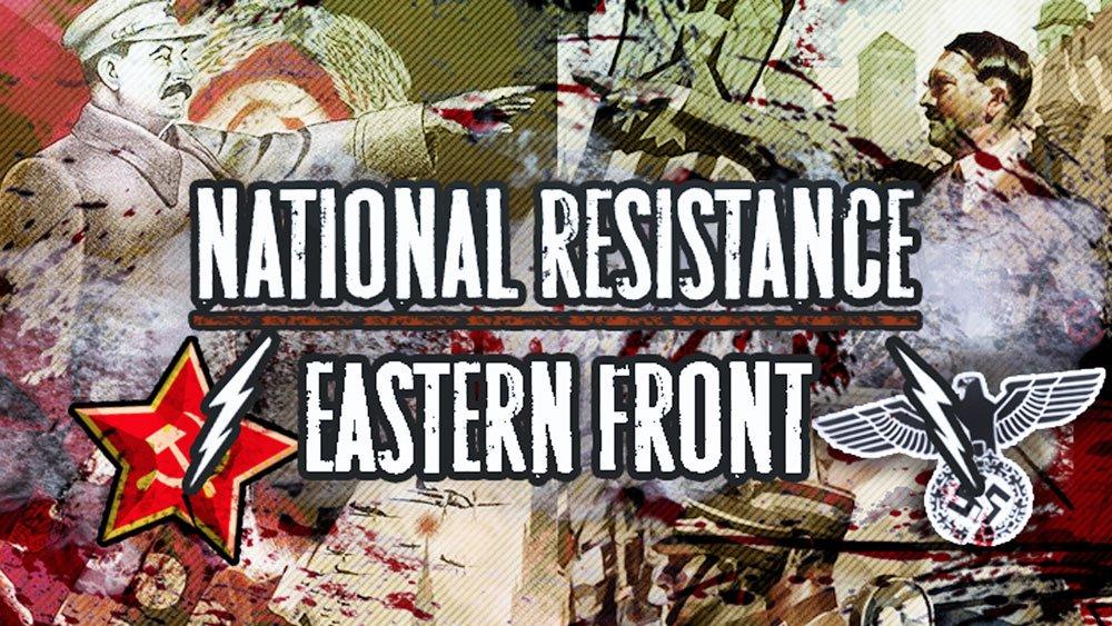 دانلود مد National Resistance برای بازی Men of War: Assault Squad 2