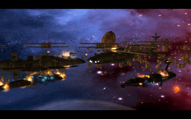 دانلود مد Republic at War برای بازی Star Wars: Empire at War: Forces of Corruption