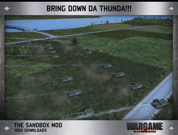 دانلود مد Sandbox برای بازی Wargame: Red Dragon