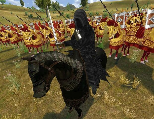 دانلود مد The Fall of Mordor برای بازی Mount & Blade: Warband