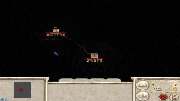 دانلود مد Star Wars Total War برای بازی Rome: Total War
