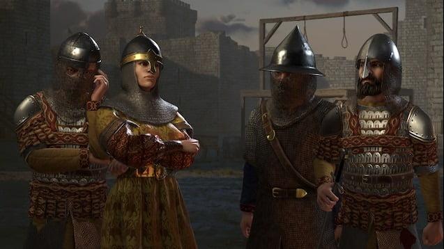 دانلود مد Community Flavor Pack برای بازی Crusader Kings III