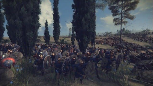 دانلود مد Graphic Enhancement برای بازی Total War: Rome II