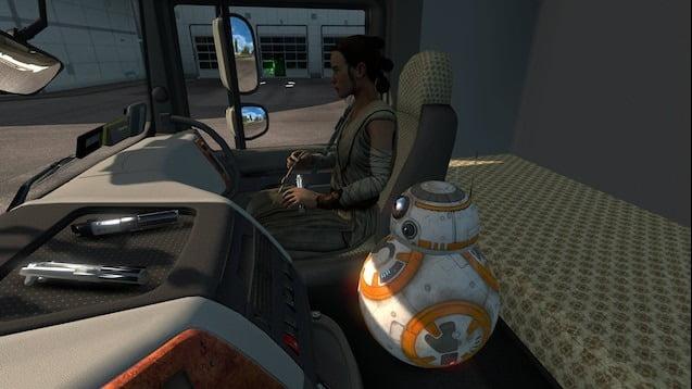دانلود مد SiSL's Mega Pack برای بازی Euro Truck Simulator 2