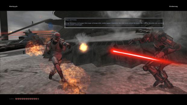 دانلود مد Clone Wars Era برای بازی Star Wars Battlefront II