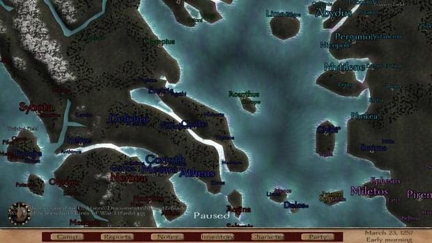 دانلود مد Fires of War برای بازی Mount & Bla