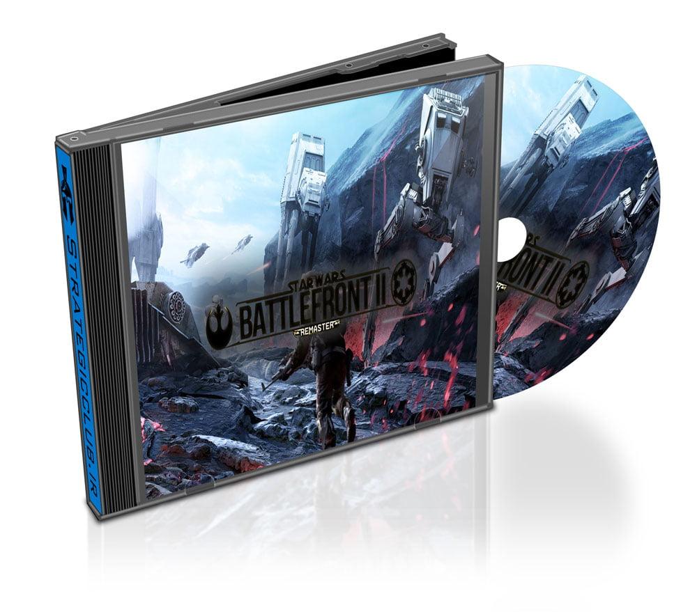 دانلود مد Remaster Project برای بازی Star Wars Battlefront II