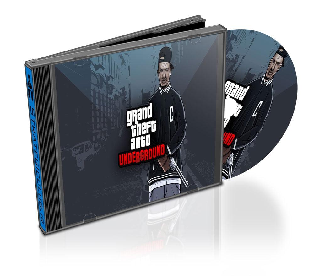 دانلود مد GTA: Underground برای بازی Grand Theft Auto: San Andreas