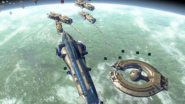دانلود مد Fall of the Republic برای بازی Star Wars: Empire at War