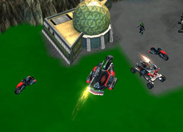 دانلود مد Return of Scrin برای بازی C&C3: Tiberium Wars