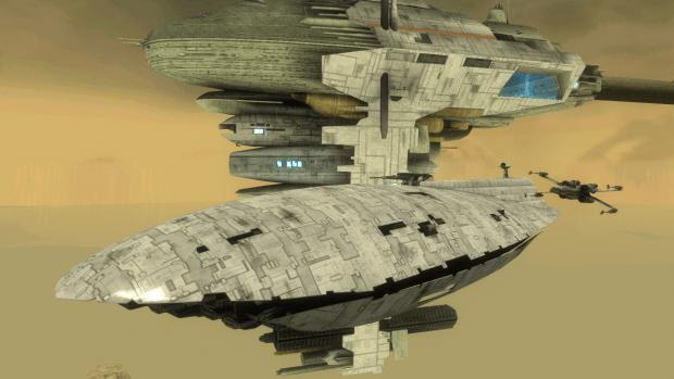 دانلود مد Star Wars Battlefront III Legacy برای بازی Star Wars Battlefront II