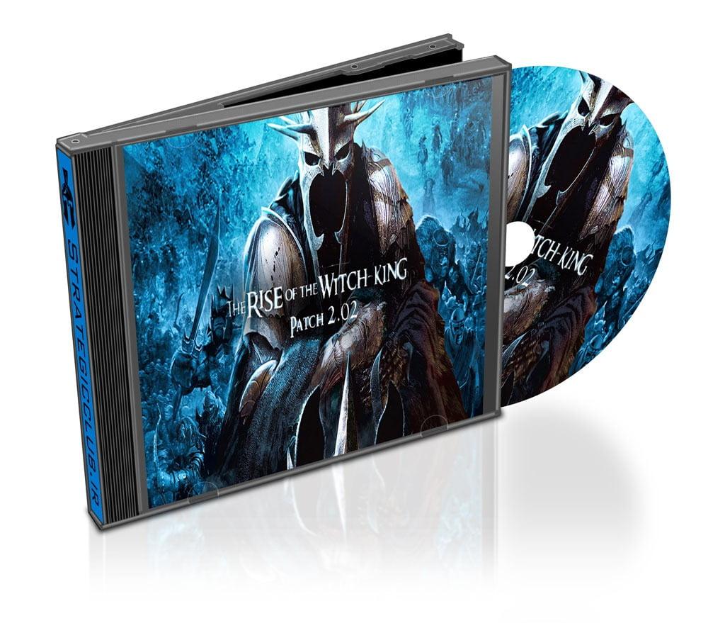 دانلود مد Patch 2.02 برای بازی Battle for Middle-earth II