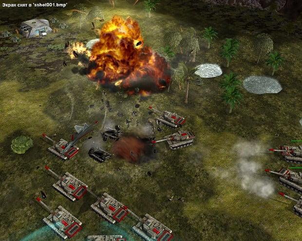 دانلود مد HD Patch برای بازی Command & Conquer: Zero Hour