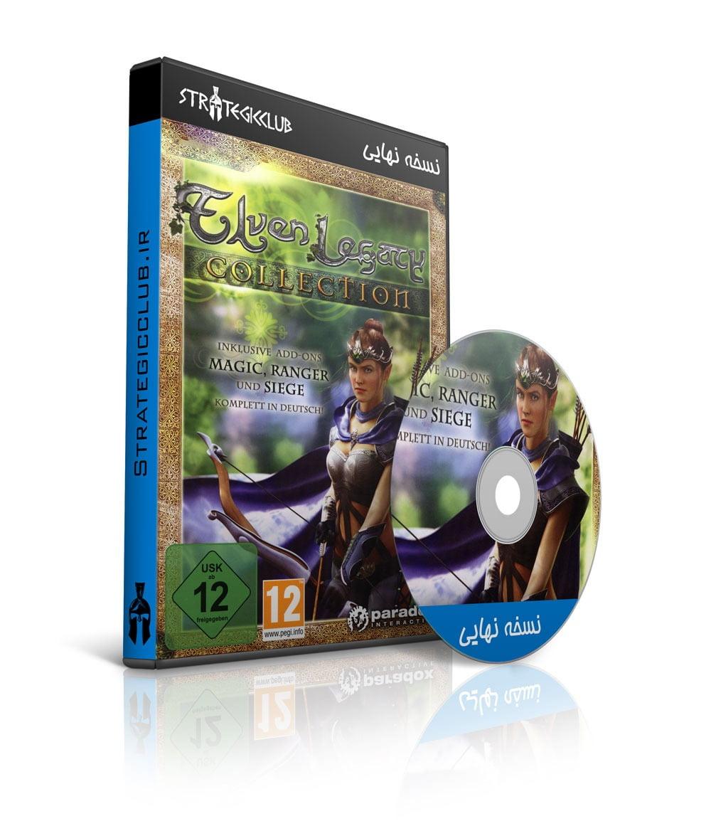 دانلود بازی Elven Legacy