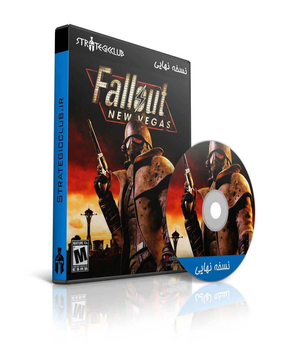 دانلود بازی Fallout: New Vegas