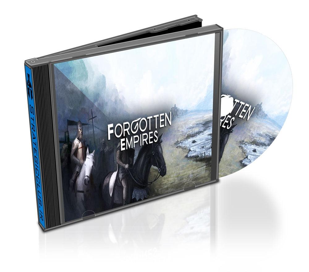 دانلود مد Forgotten Empires برای بازی Crusader Kings III