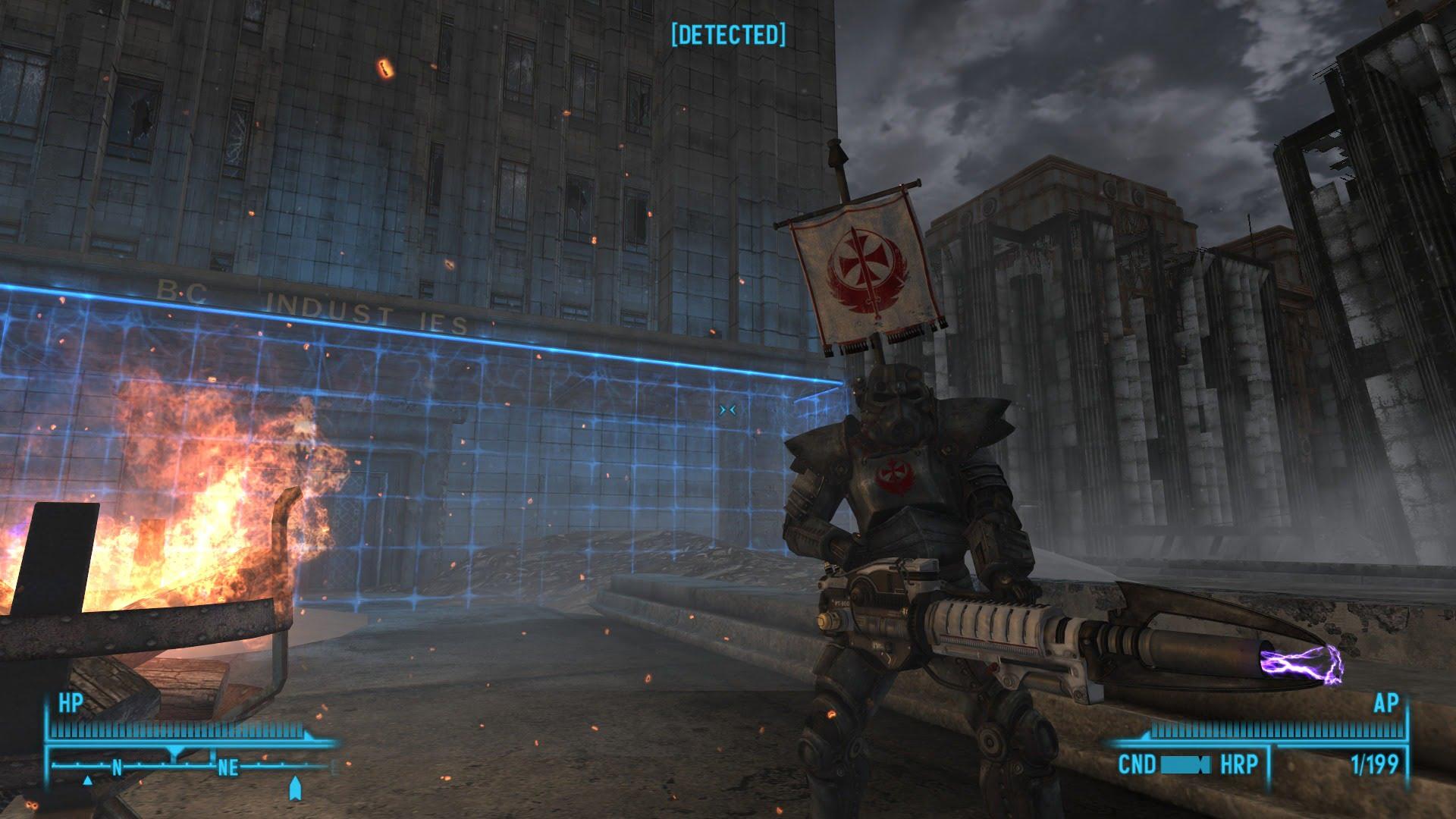 دانلود مد The Frontier برای بازی Fallout: New Vegas