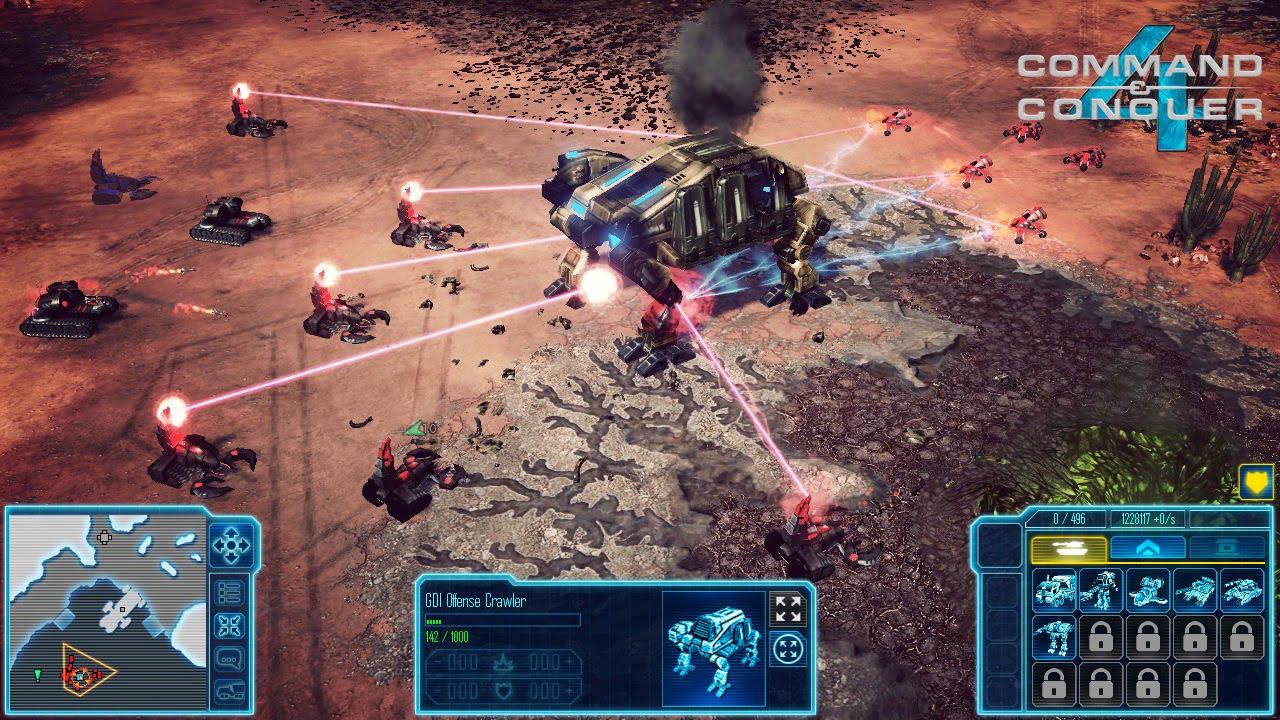 هر چند که جنگیدن برای بازیکن بسیار مهم است، اما نابودی واحدهای فرمانده ای چندان سخت نیست و میتوانید به سرعت به بازی پایان بدید.