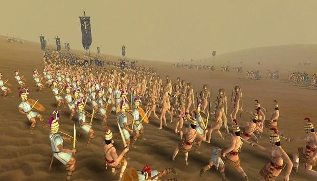 دانلود مد Bronze Age برای بازی Rome: Total War