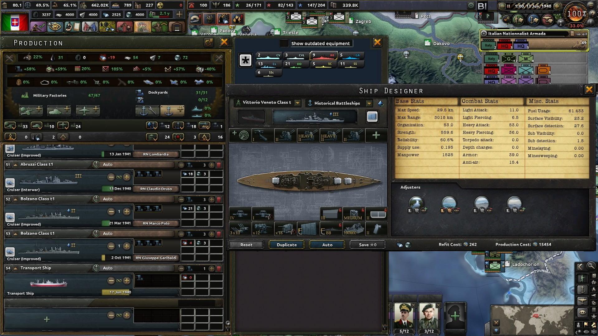 دانلود مد BlackICE Historical Immersion برای بازی Hearts of Iron IV